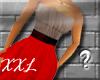 Lady In Red Maxi | XXL
