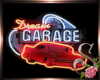 $$ Dream Garage Sign