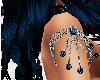 PS Sapphire Arm Chains L