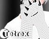 T: White Paws