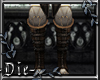 -die- Kara armor boots