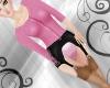 dressing room pinup pink