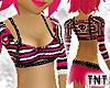 LilPunkette Striped Top2