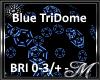 Blue TriDome