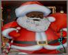 B` Black Santa Claus