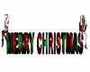 R&R CHRISTMAS SIGN MESH