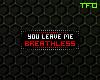FC; Breathless Badge