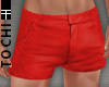 #T Miami Shorts #Red