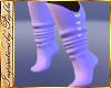 I~Soft Purple <3 Socks