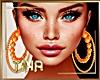🌴Hawaii Orange Earrings