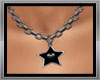 CHAIN WITH STAR