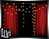 Boston Curtains w/Lights