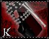 K|Denlu Spiked Heels