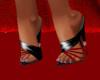 [BRI] Red Black Heels