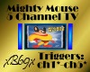 [B69]5 Channel M.M. TV