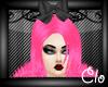 [Clo]Pouri Pink Hair