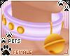 [Pets] Collar v2 | Lilac