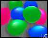 IC  Pride Balloons 2 Ply
