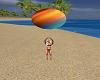 *Dc*beach ball
