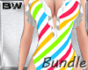 Candy Carnival Swimsuit