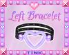 [L] Bracelet | Purple