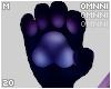 """. Vela """" paws"""