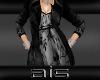 ::Leather Jacket Dress::