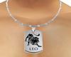 *S*LEO Zodiac Necklace