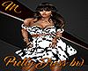 [M] Pretty Dress BW