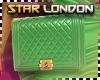 SL Flap Bag Green