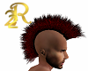 R22 Red Mohawk Layerable