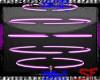 Dj Purple Circle light