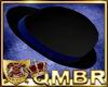 QMBR Hat Bowler Blk-RB