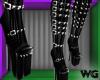 Temptress Black Boots