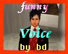 cute voice