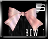 [S] Pink Goth Pink Bow