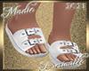 !a DRV Female Sandals