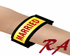 Married Arm Band
