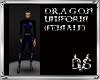 D.R.A.G.O.N uniform fem