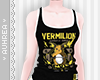 Ⓐ Vermilion Jersey