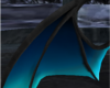 Sapphire dragon wings