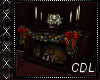 !C* Christmas Fireplace