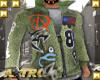 A: Kinging Bomber Jacket