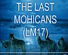 THE LAST MOHICANS