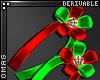 0 | Christmas Hip Bows