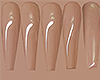 I│Shiny Nails Tan
