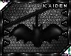 = PVC Bats Decor