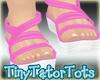 Summer Sandals Hot Pink