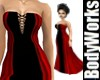 Curvacious Corset Gown