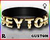 ☢! Seyton Collar Gold